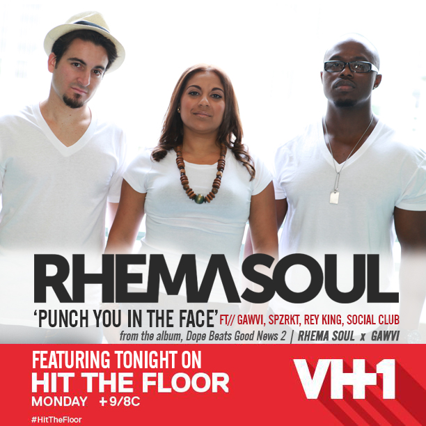 Hit The Floor Full Cast: RHEMA SOUL